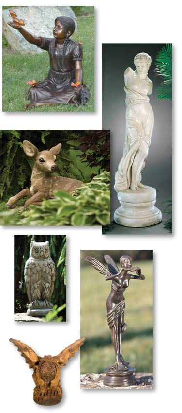 Cast Stone Statues, Bronze Statues, Wholesale Statuary